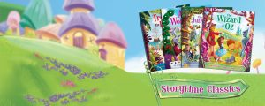 Storytime Classics Banner